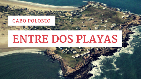 Cabo Polonio: Entre dos playas