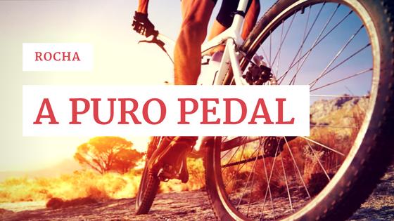 Rocha a puro pedal