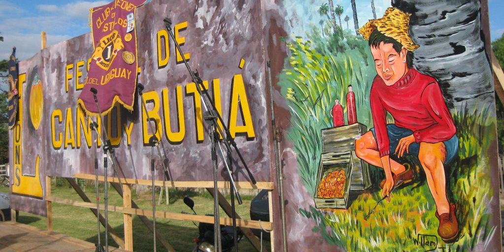 Festival de Canto y Butiá en Castillos!