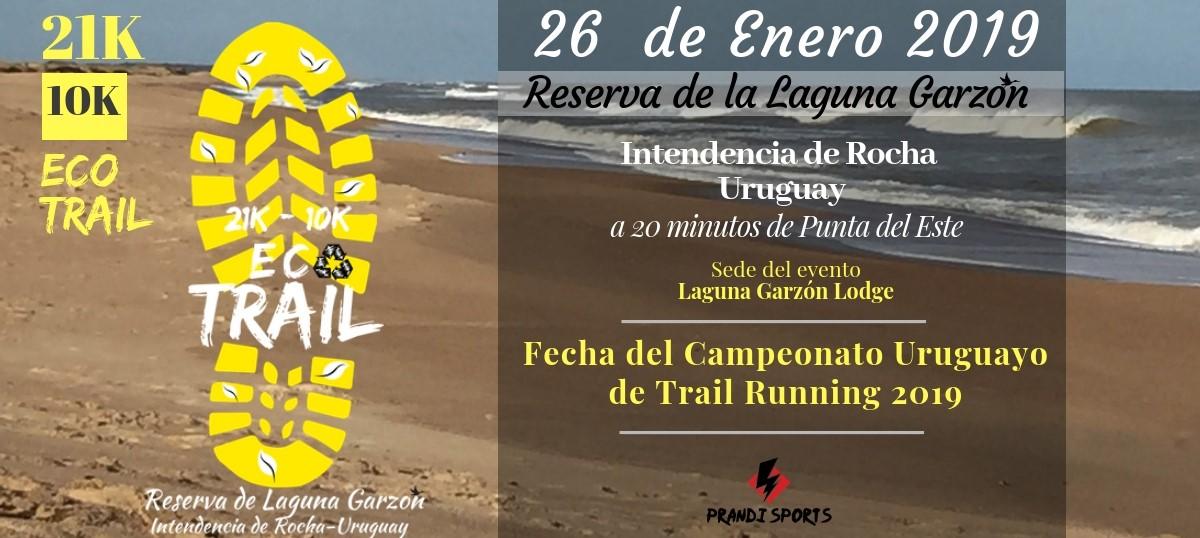 1a. edición de 21K y 10K de Eco Trail Running en la Laguna Garzón